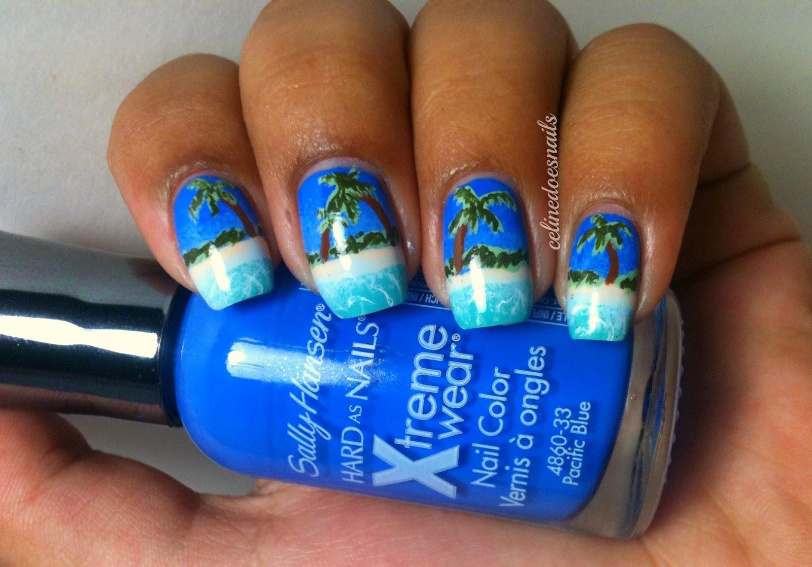Nails By Celine: July 2013