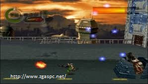 Free Download Game C The Contra Adventure PSX ISO Full Version ZGASPC