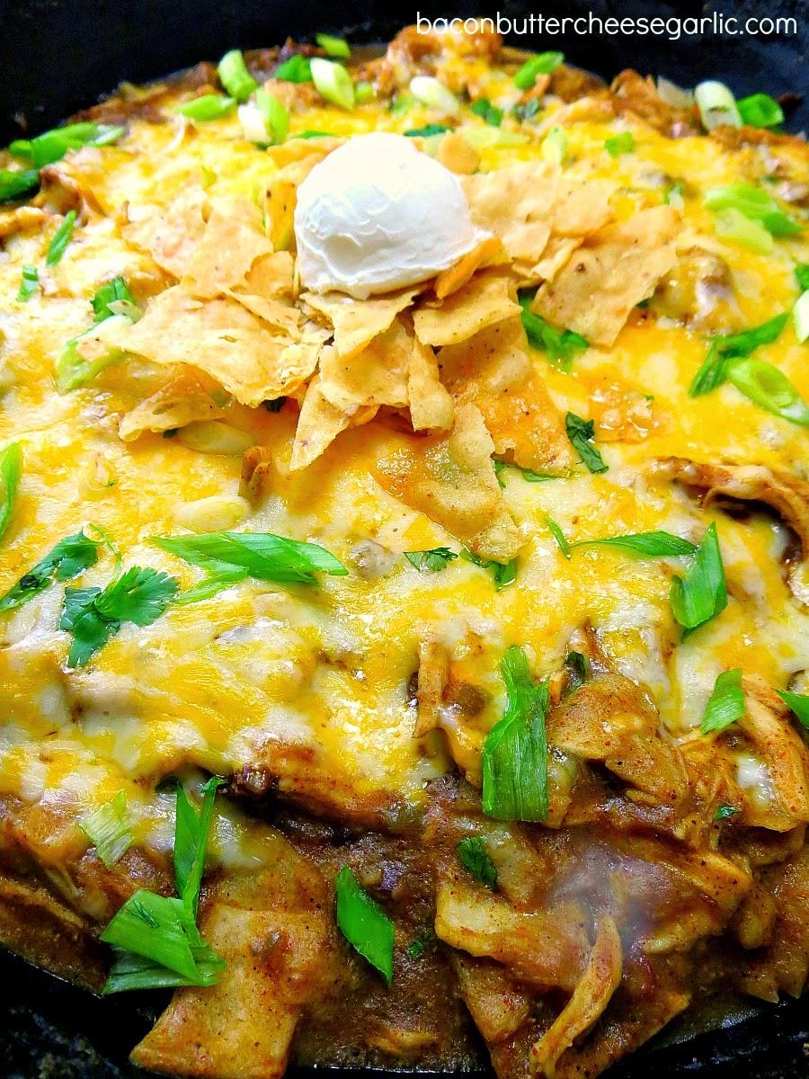 Lazy Enchiladas