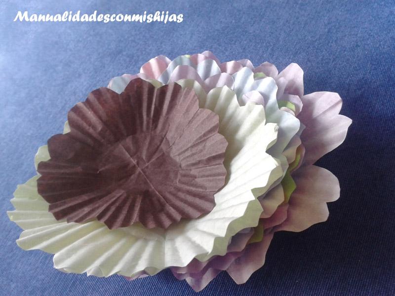 2 x Molde Silicona Fondant Flor de Encaje para hacer tarta