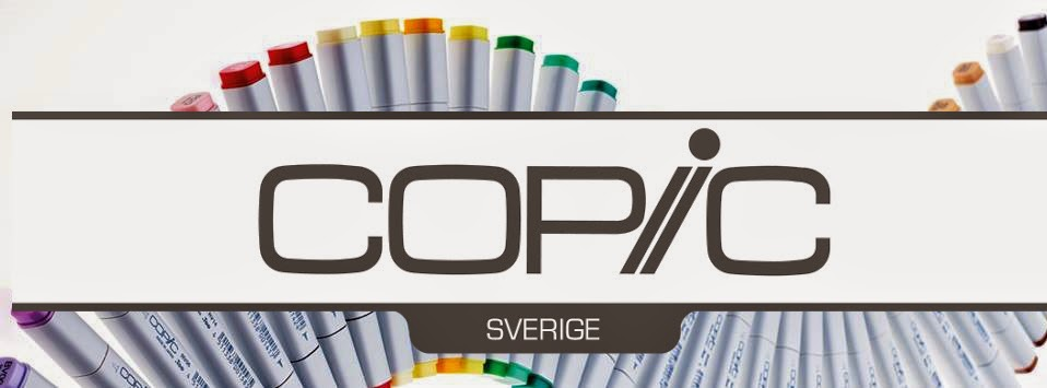 DT at Copic Sweden
