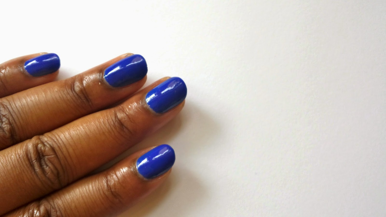Barry M Blue Grape - Mellies Corner 4