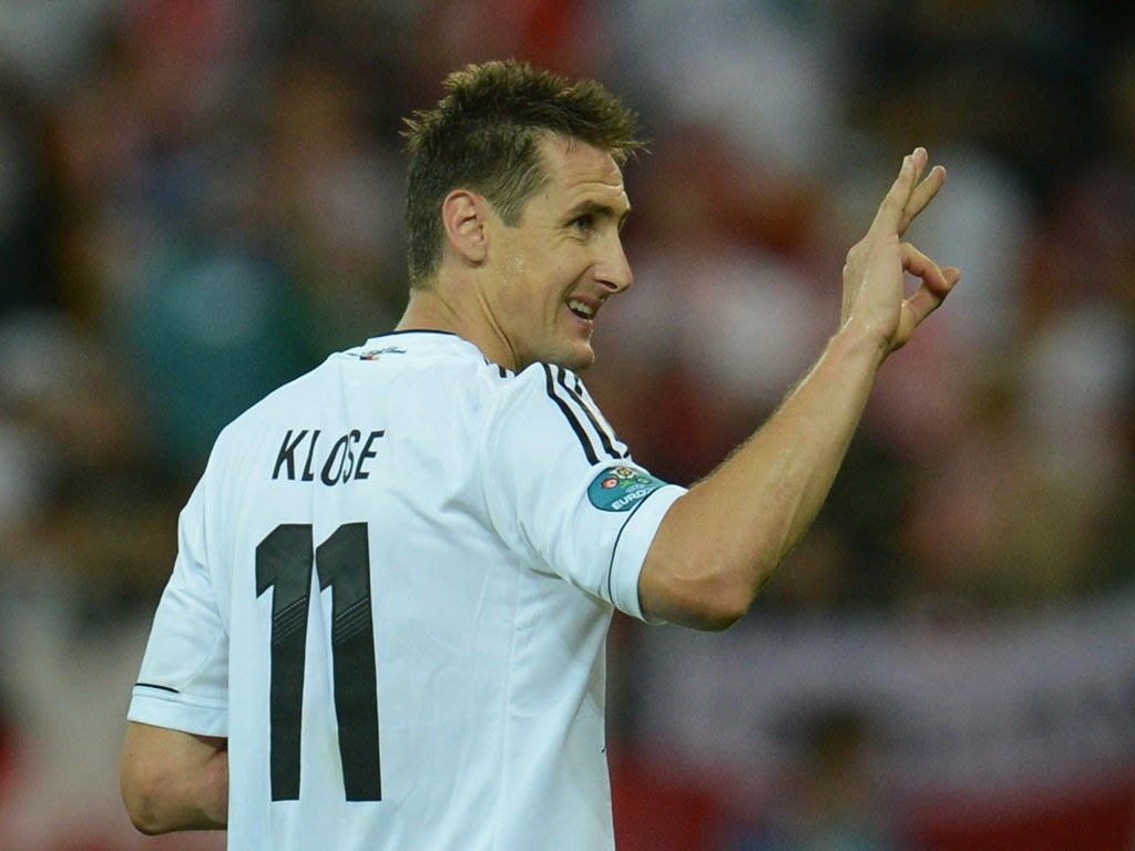 Miroslav Klose - Germany