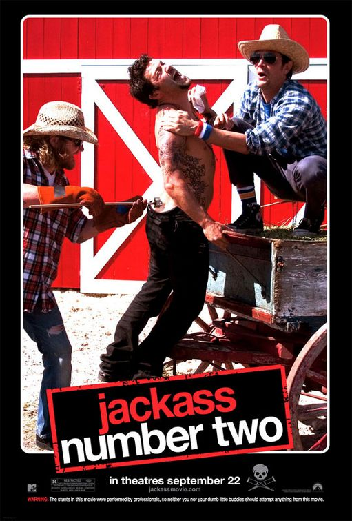 Jackass - Season One movie