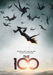 Promotional image of The 100, used in Season 2 marketing