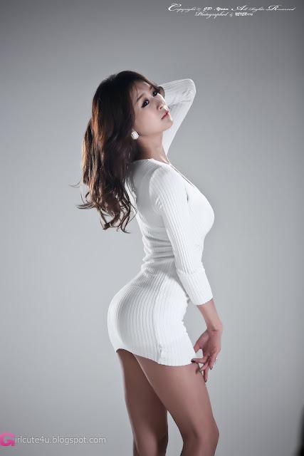 3 Seo Yoon Ah in White -Very cute asian girl - girlcute4u.blogspot.com