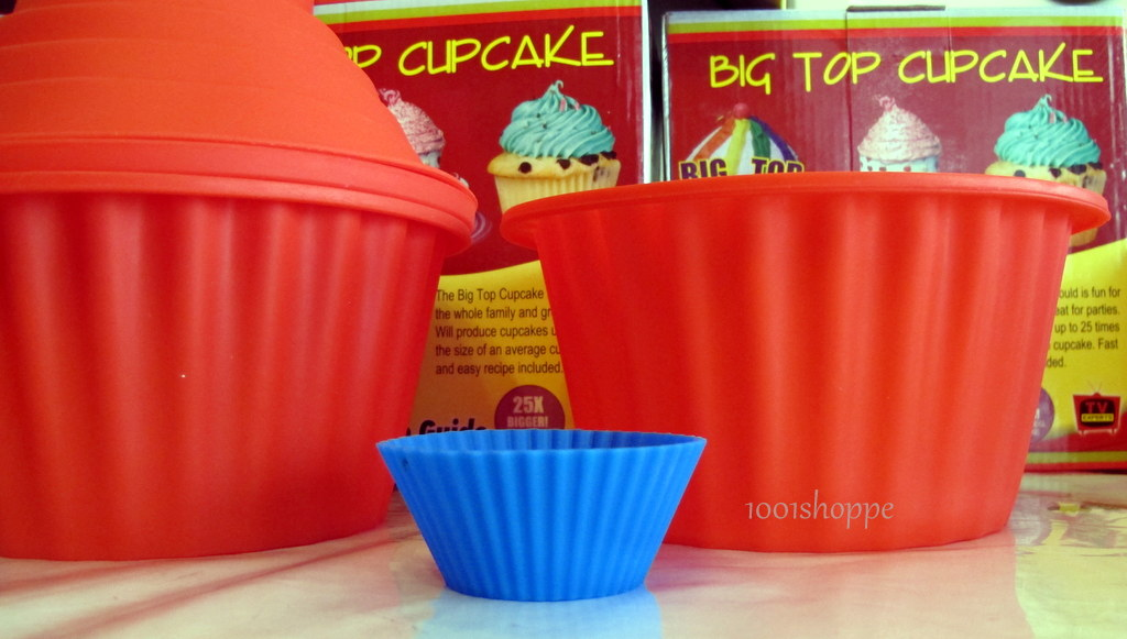 Giant Cupcake Pan Silicone