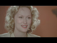 Streep, Sophie's Choice