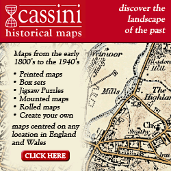 Cassini Maps