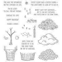 Stampin'UP!'s Sprinkles of Life stamp set