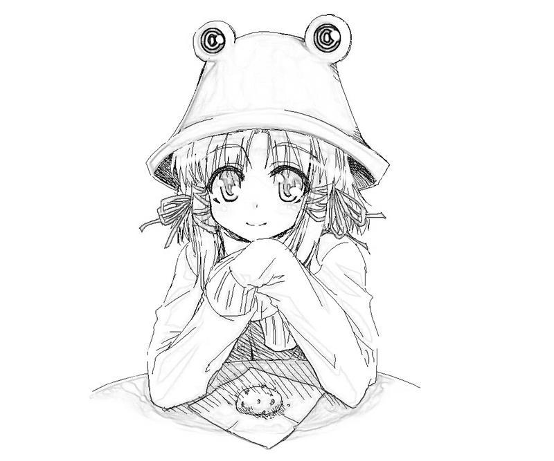 suwako-moriya-character-coloring-pages