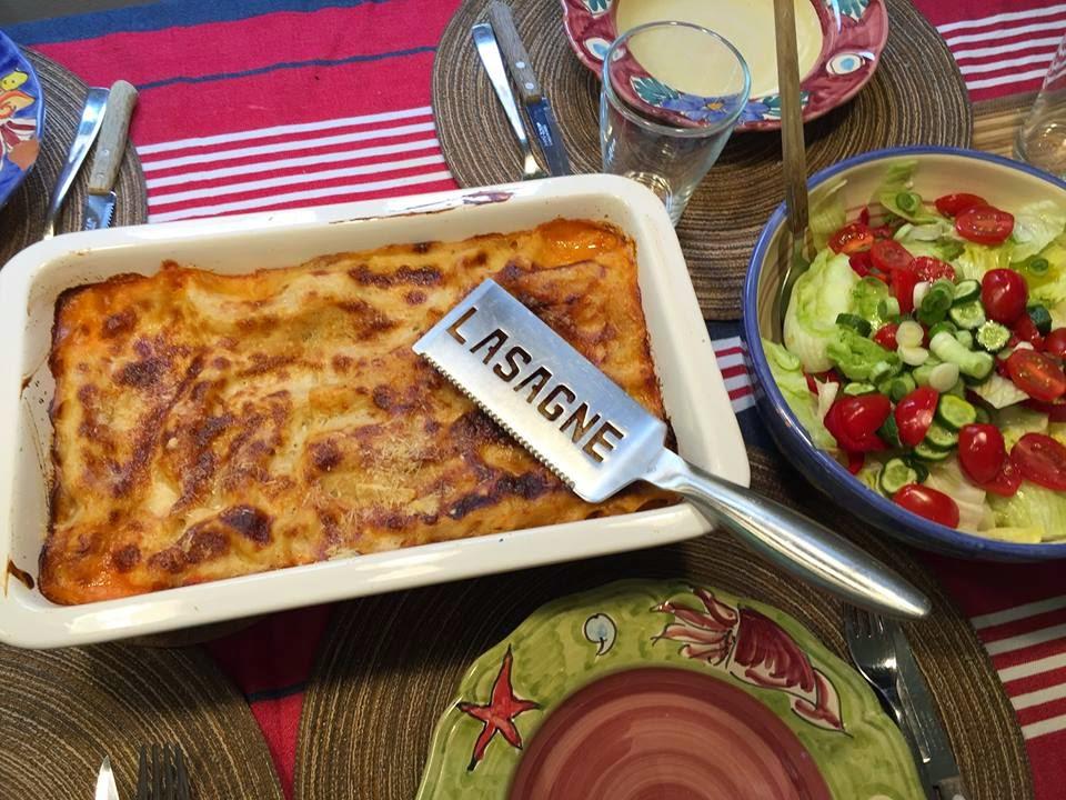 lasagna un classico della domenica italiana