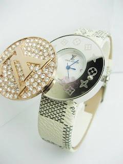 Jam Tangan Murah | Louis Vuitton | LV | untuk wanita | Kulit