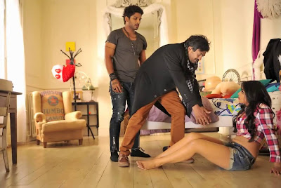 DSP Latest Stills at Iddarammayilatho Movie Sets | Telugu Tamil1074