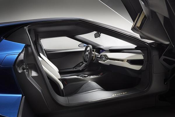 Ford GT 2016 Interior