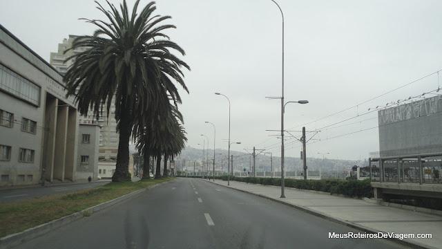 Av. Errázuriz - Valparaíso
