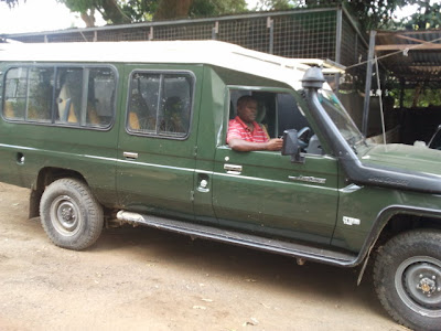 Hire safari land cruiser dar es saalaam airport tanzania