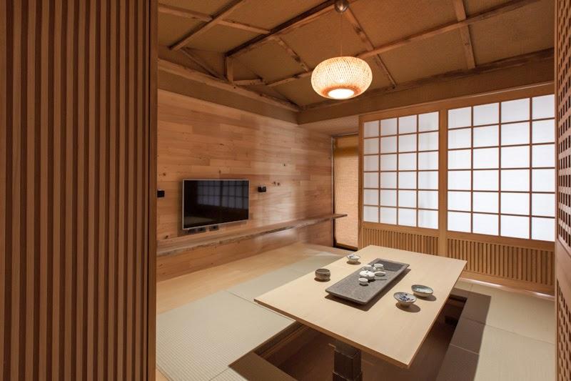 Desain rumah minimalis gaya Jepang dengan sentuhan modern