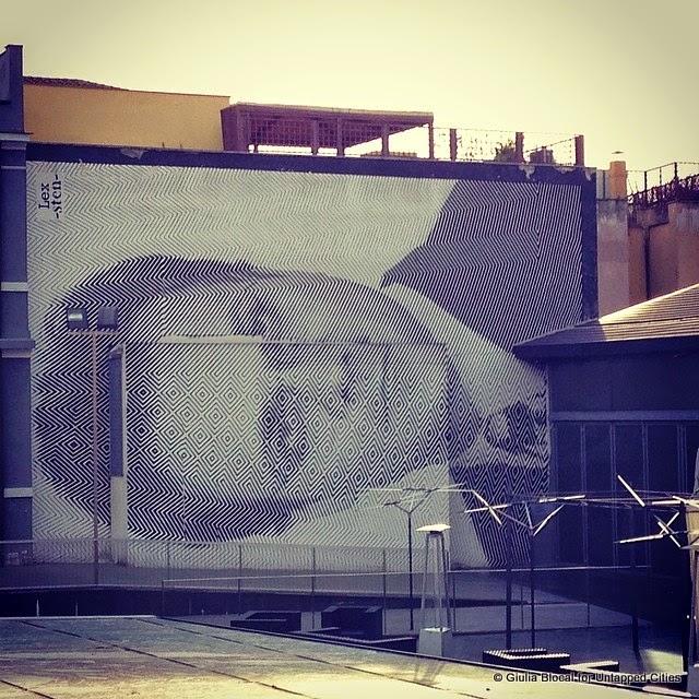 macro museum of contemporary art rome nizza salario graffiti murales lexsten