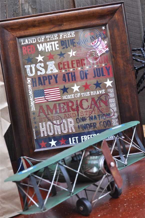 4th of July Party Ideas and Printables