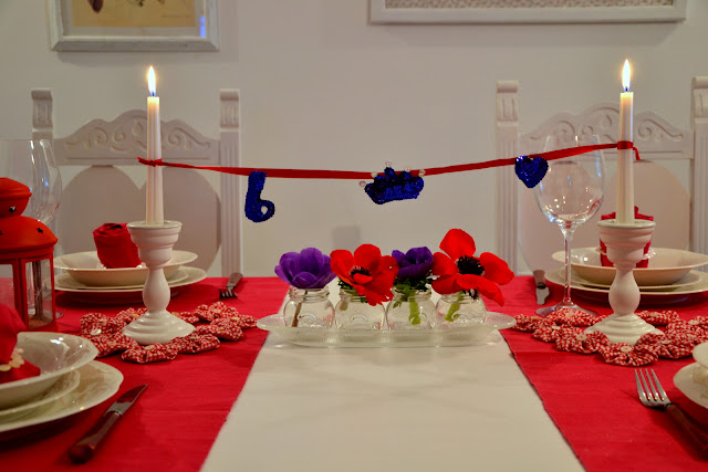 Valentine tablescape http://shabbychiclife-silvia.blogspot.it