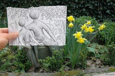 kamera+vs+pencil billyinfo5 Ilustrasi Kamera vs. Lukisan Pensil Yang Menakjubkan