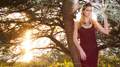 ZARZAR MODELS Introduces Its Newest Model - Beautiful Blonde Model Kristin Tolbert