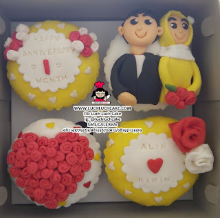 Cupcake Anniversary 2d Cute