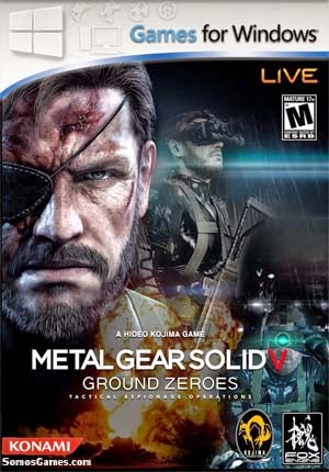 Poster Metal Gear Solid V: Ground Zeroes