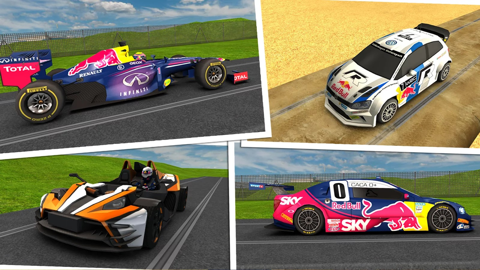 Screenshot Red Bull Racers Android