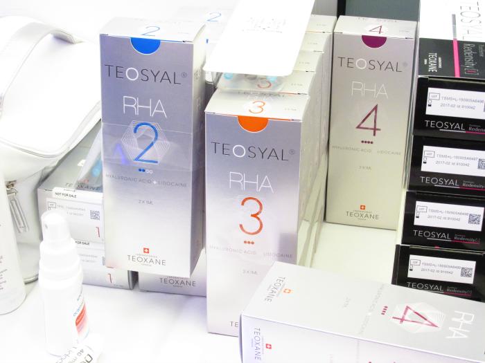 beautypress Teoxane Cosmeceuticals - Teosyal Hyaluronic Acid + Lipocaine