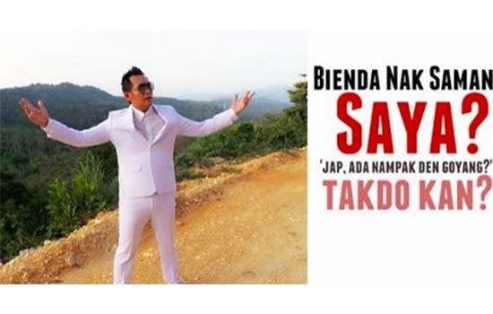 Punca Dato' AC Mizal Bengang dengan Sebuah Blog