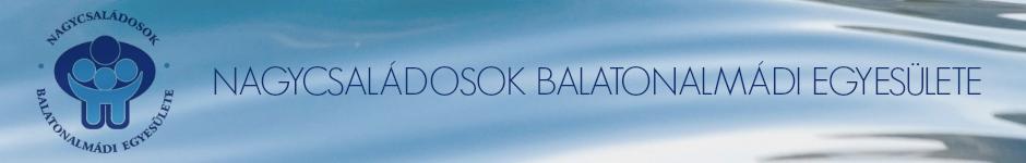 Nagycsaládosok Balatonalmádi Egyesülete