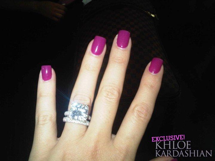 khloe kardashian engagement ring price 10 engagement rings pinterest 10 engagement rings and engagement - Size 4 Wedding Rings