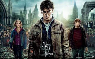 Harry Potter and the Deathly Hallows: Part 2 Wallpaper