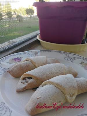 pratik elmalı kurabiye yapımı