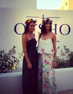 Inauguración tienda Oysho Formentera