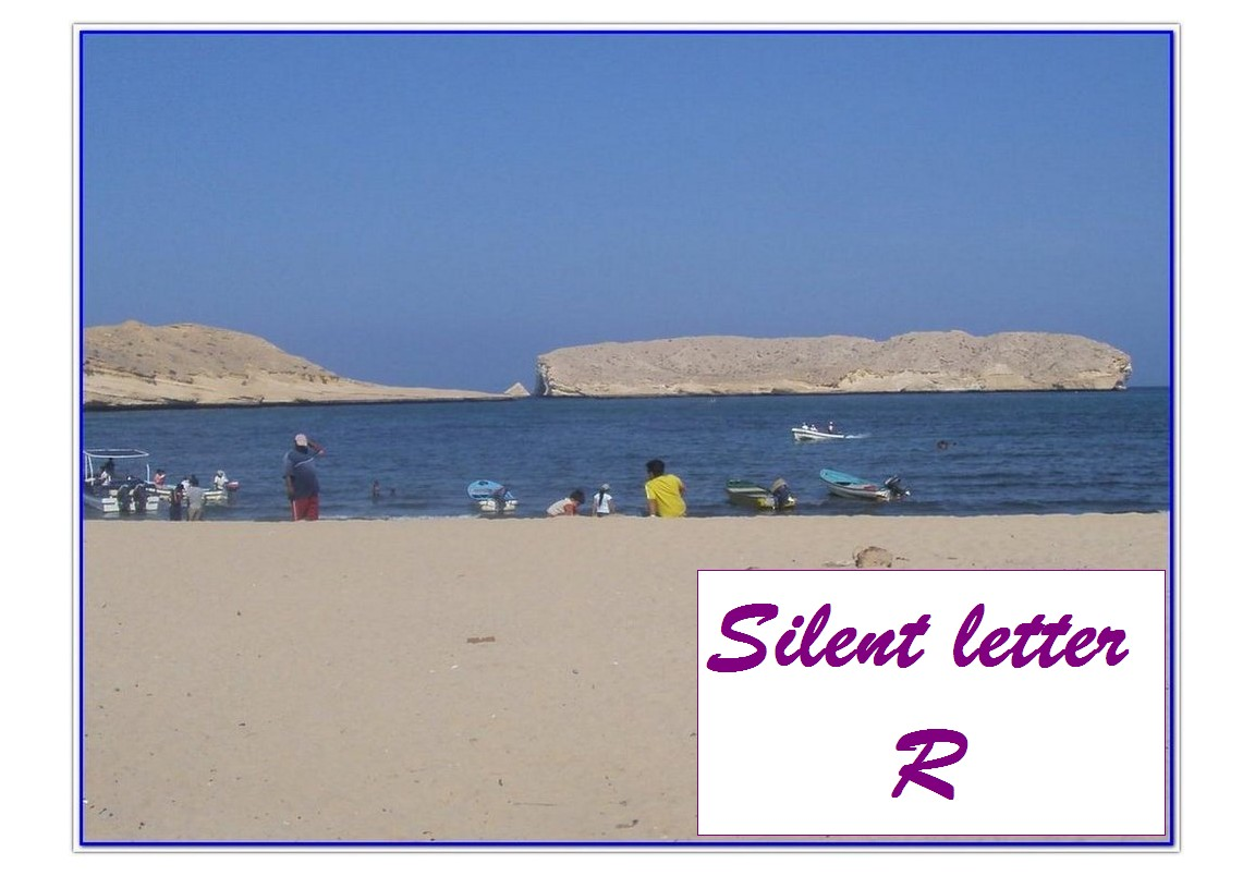 Silent Letter R Silent Letters In English Words