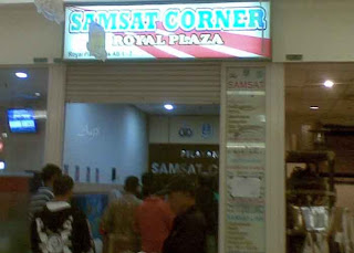 Samsat Corner Royal