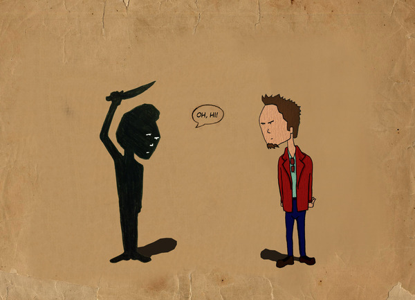 Oh, Hi! - Ilustrações de Berk Senturk