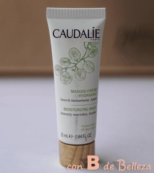 Mascarilla crema hidratante Caudalie