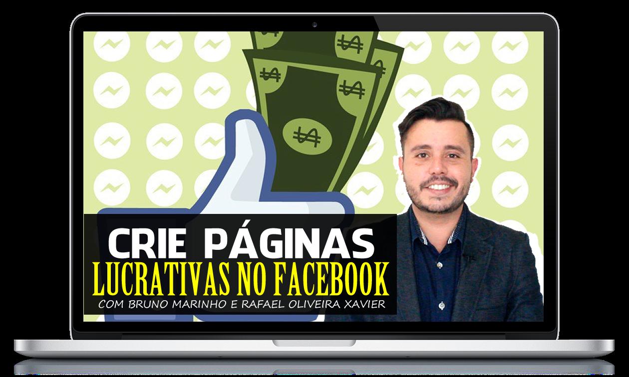 Aprenda a vender pelo Facebook. Clique na imagem e saiba mais.