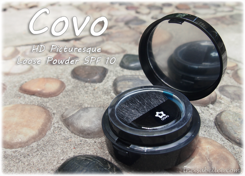 Covo HD Picturesque Loose Powder