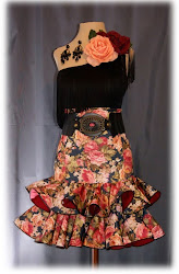 Mi Falda para este año !!!!
