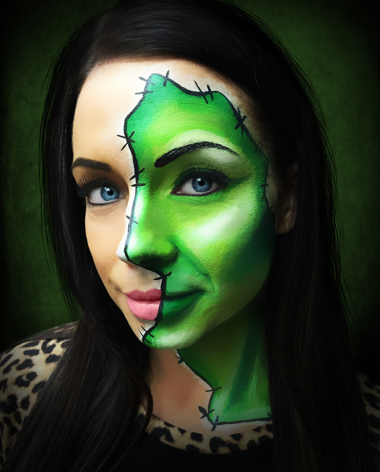 Wicked Art Face Painting