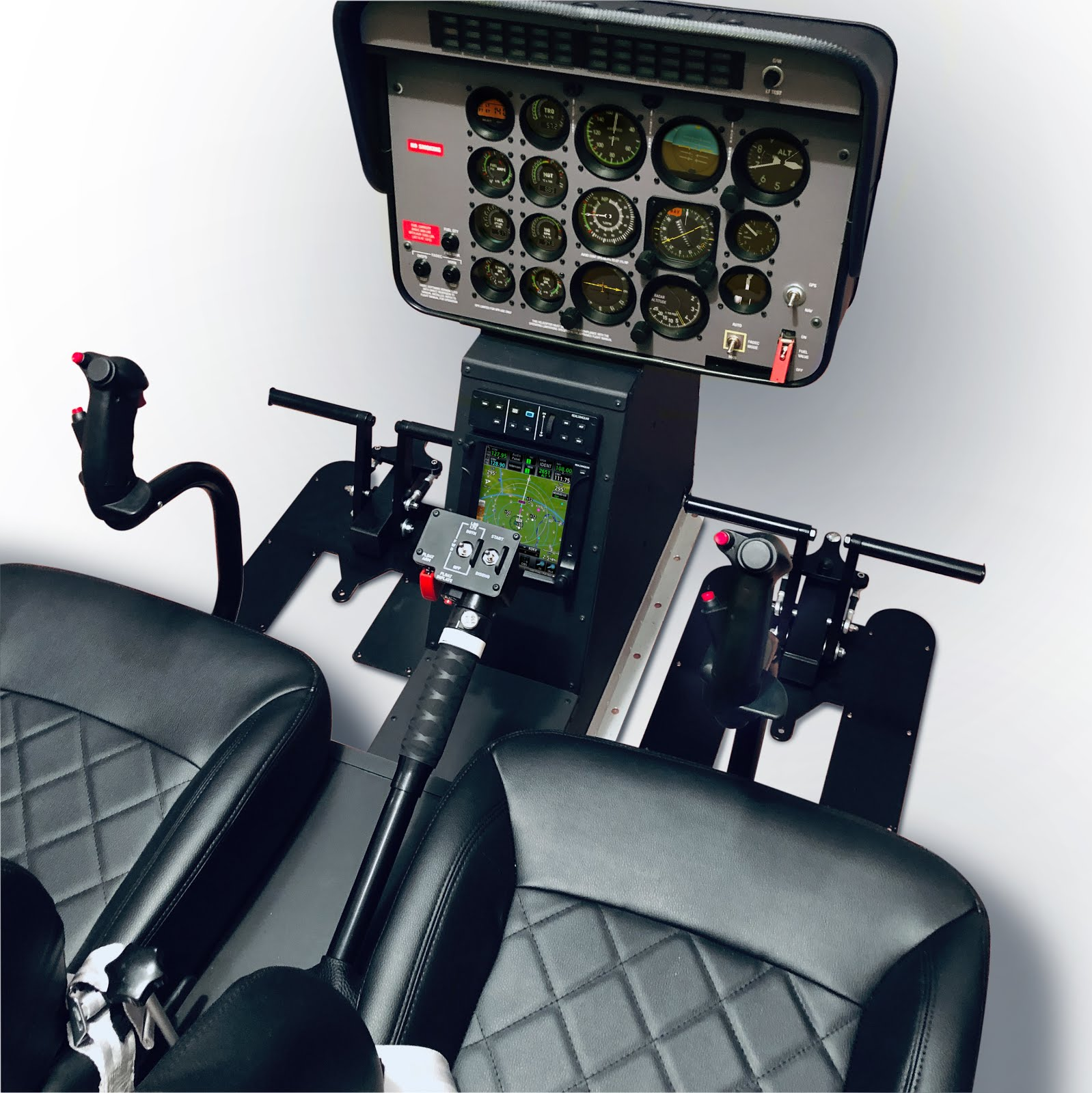 Bell 407 Trainer