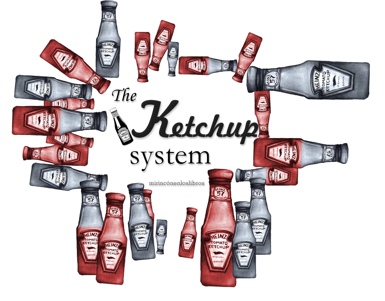 Ya llegó The Ketchup System!!
