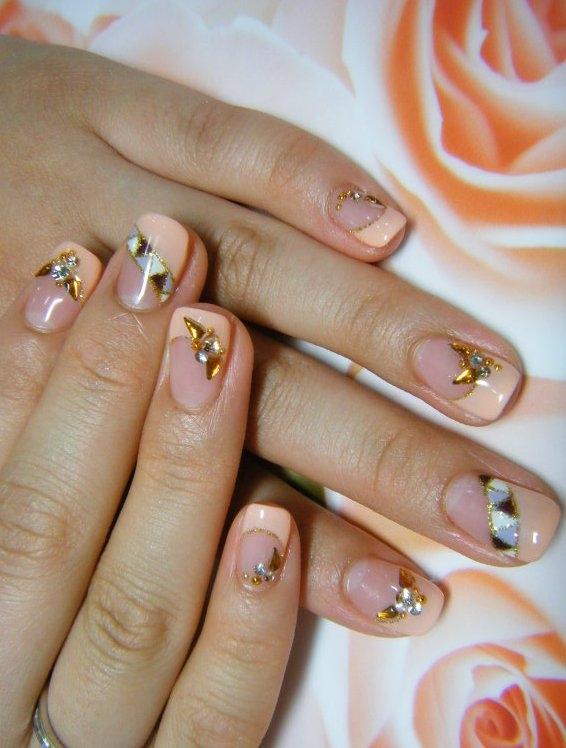 nail art Férias na moda Unhas Decoradas Idéias e Arte