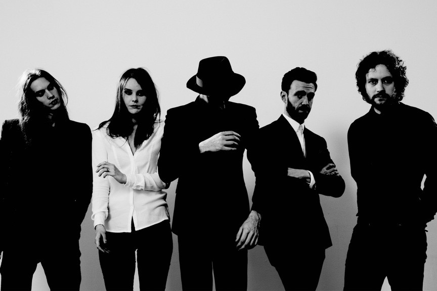 nuncalosabre.Live from Abbey Road - The Veils