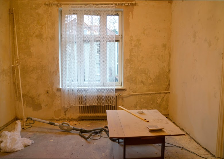 old tenement house renovation